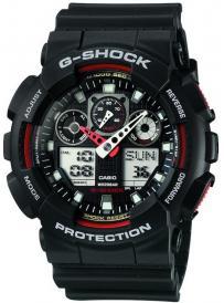 Pánské hodinky CASIO G-SHOCK GA-100-1A4ER