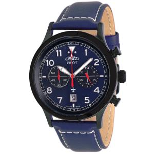 Pánské hodinky PRIM Pilot Chrono 2019 W01P.13096.E.