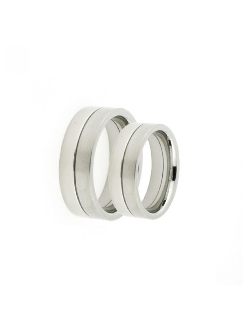 Titanový snubní prsten PATTIC PSTIR61201