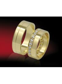 Snubní prsteny RETOFY 16/B