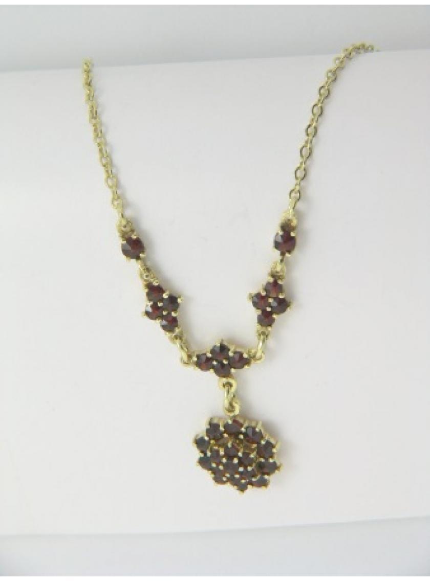 Zlatý náhrdelník AU 585/1000 7gr SOLUNA 1-277-0003