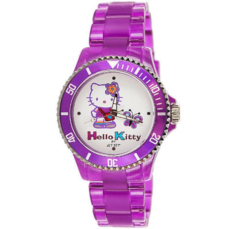 Dětské hodinky HELLO KITTY JHK1004-9