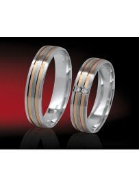 Snubní prsteny RETOFY 42/EK