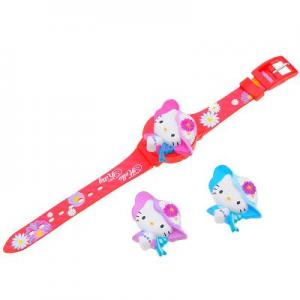 Dětské hodinky Hello Kitty HK7601-8