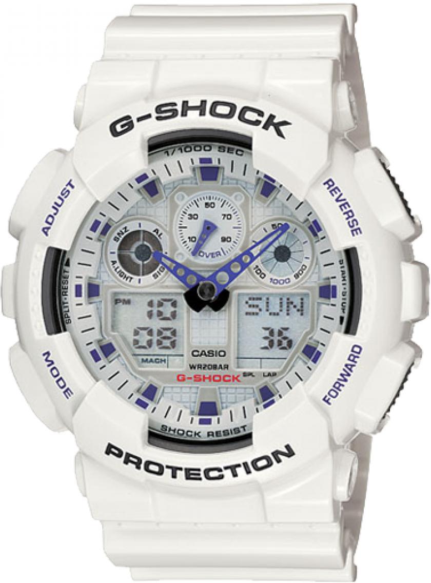 ff89dadfd Pánske hodinky CASIO G-SHOCK GA-100B-7AER   Klenoty-buráň.cz