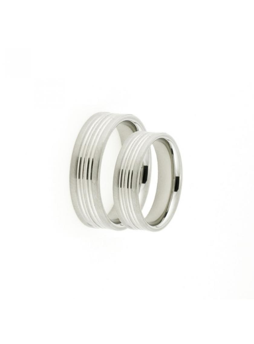 Titanový snubní prsten PATTIC PSTIR67201