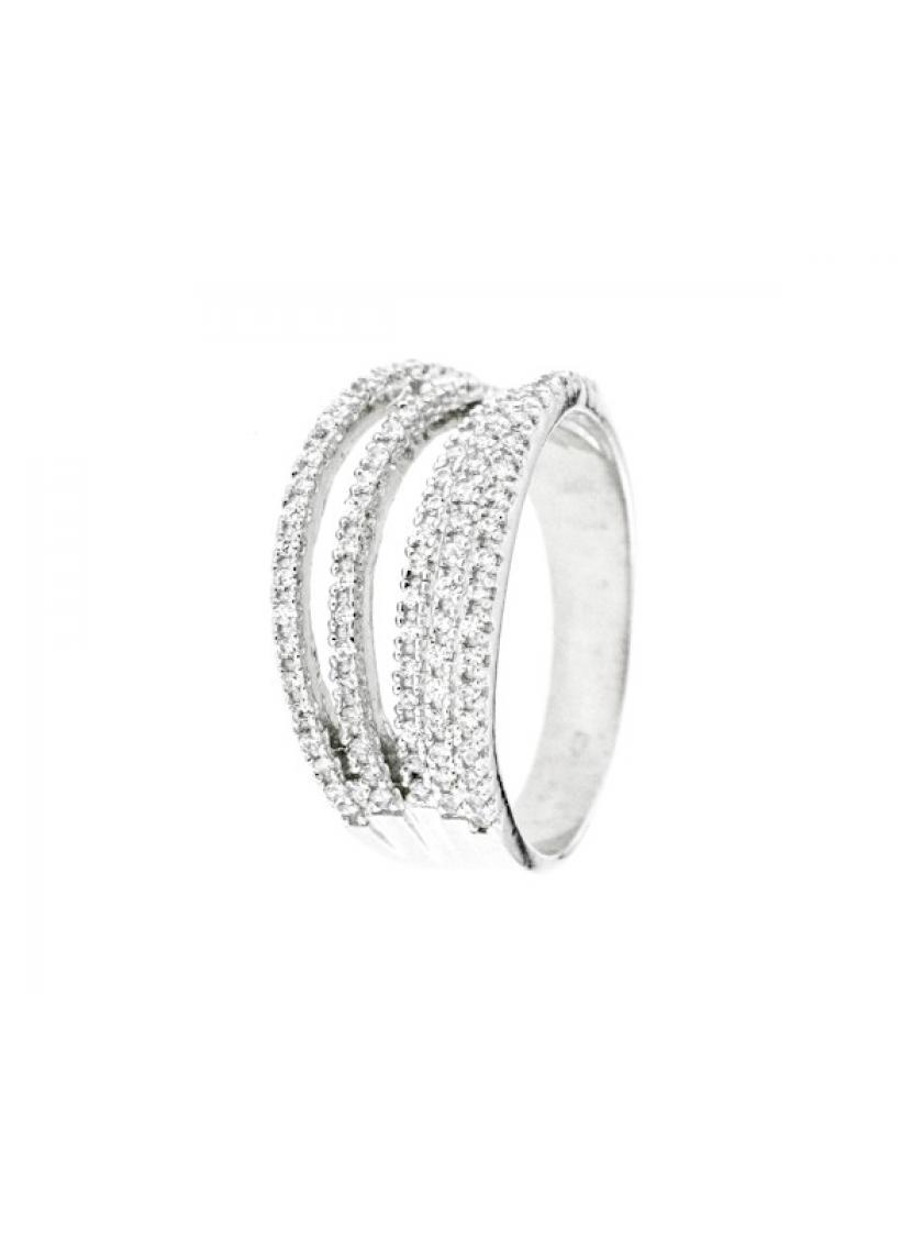Stříbrný prsten PATTIC IT84001S