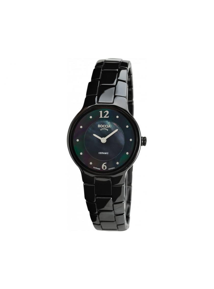 Dámské hodinky BOCCIA TITANIUM Ceramic 3200-04
