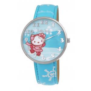 Dámské hodinky HELLO KITTY HK9004-363