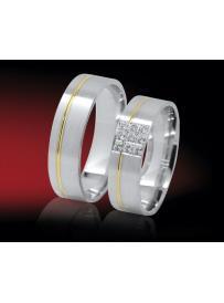 Snubní prsteny RETOFY 43/B