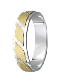 Snubní prsten HEJRAL Viola 15