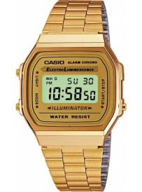 Hodinky CASIO Collection Retro A-168WG-9EF