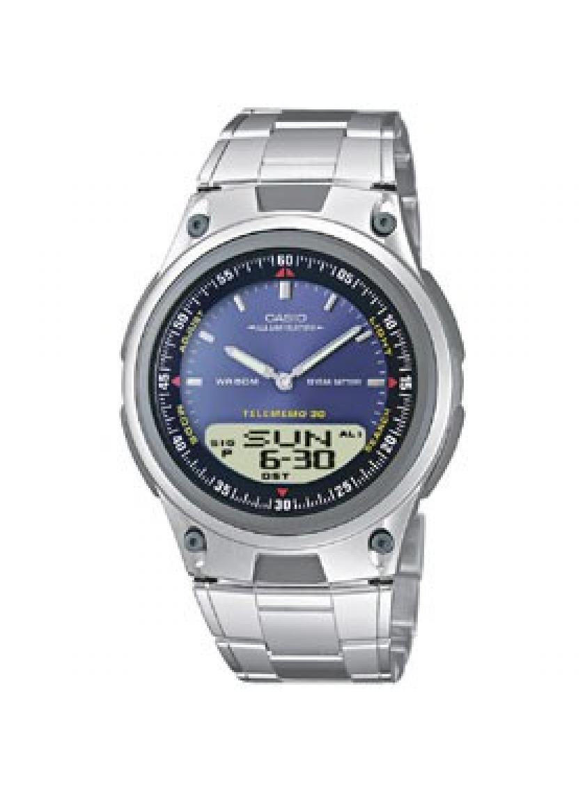 Pánské hodinky CASIO AW-82D-1A  5b08dda5604