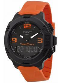 Pánské hodinky TISSOT T-Race Touch Aluminium T081.420.97.057.02