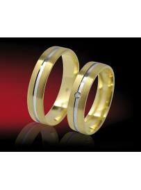 Snubní prsteny RETOFY 18/C