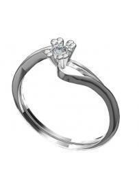 Zásnubní prsten HEJRAL Dianka 804
