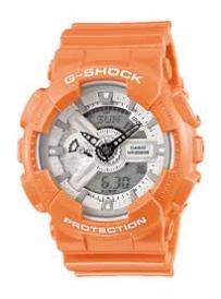 Pánské hodinky CASIO G-shock GA-110SG-4A