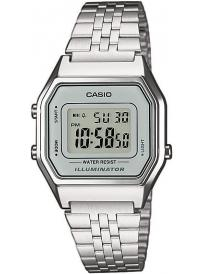 Hodinky CASIO Collection Retro LA-680A-7