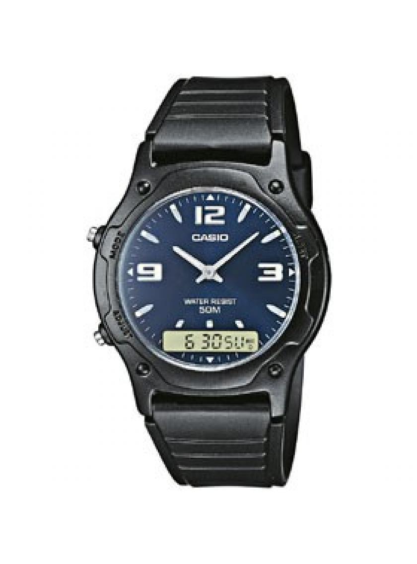 Pánské hodinky CASIO AW-49E-2A