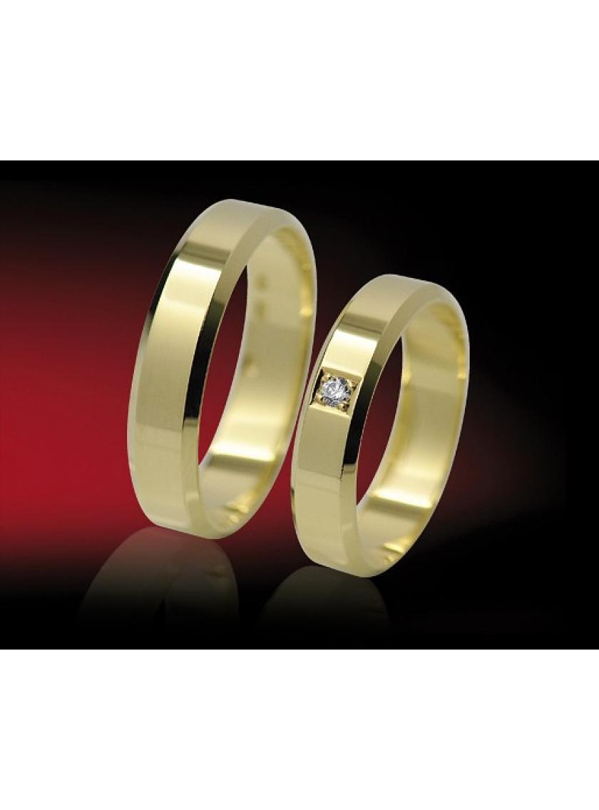 Snubní prsteny RETOFY 12/A