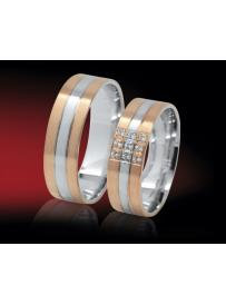 Snubní prsteny RETOFY 43/CK