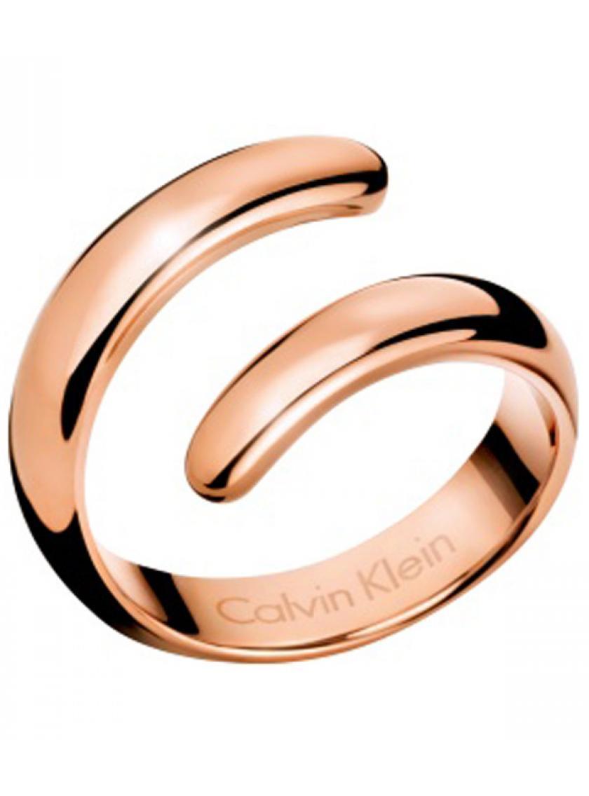 Prsten CALVIN KLEIN Embrace KJ2KPR100107