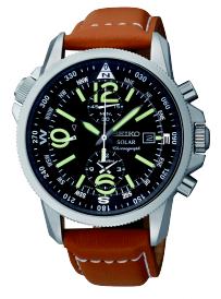 Pánské hodinky SEIKO Solar SSC081P1