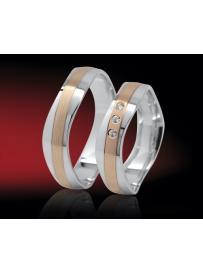 Snubní prsteny RETOFY 31/TK3