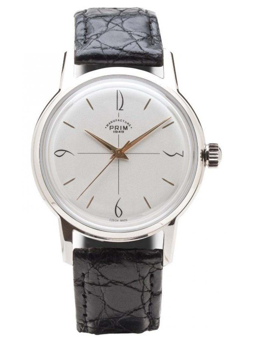 Pánské hodinky PRIM Brusel 39 93-010-479-00-1