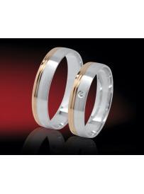Snubní prsteny RETOFY 42/HK
