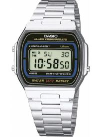 Hodinky CASIO Collection Retro A-164WA-1VES