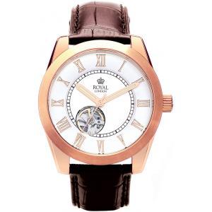 Pánské automatické hodinky ROYAL LONDON 41153-03