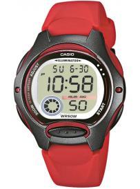 Dámské hodinky CASIO LW-200-4AVEF