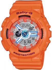 Dámské hodinky CASIO Baby-G BA-110SN-4A