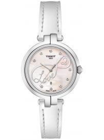 Dámské hodinky TISSOT Flamingo Valentines Day T094.210.16.111.01 86979cc9d2c