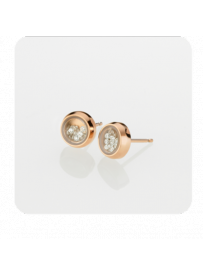 Náušnice STORM Mimi Earrings - Rose Gold 9980674/RG