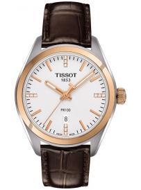 Dámské hodinky TISSOT PR 100 Quartz Lady T101.210.26.036.00