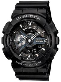 Pánské hodinky CASIO G-SHOCK GA-110-1BER