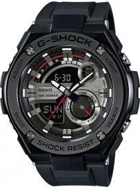 Pánské hodinky CASIO G-SHOCK G-Steel GST-210B-1A