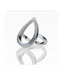 Prsten STORM Elipsia Ring Silver P 9980626/S/P
