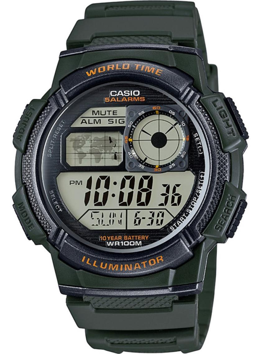 Pánské hodinky CASIO AE-1000W-3A