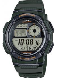 Pánské hodinky CASIO AE-1000W-3AVEF