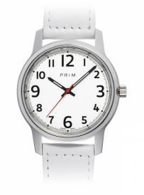 Pánské hodinky PRIM Czech Team I bílé 38-902-452-00-1
