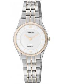 Dámské hodinky CITIZEN Eco Drive Stiletto EG3225-54A