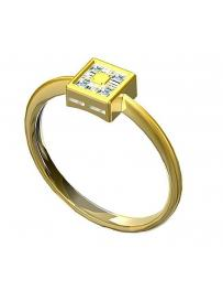 Zásnubní prsten HEJRAL Dianka 813