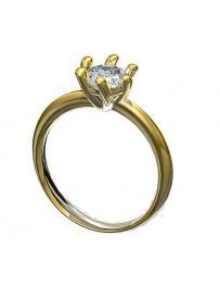Zásnubní prsten HEJRAL Dianka 805