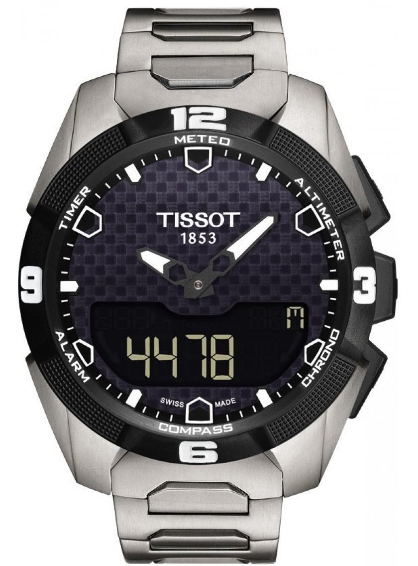 Pánské hodinky TISSOT T Touch Expert Solar T091.420.44.051.00