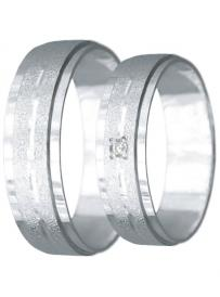 Snubní prsten HEJRAL Viola 25
