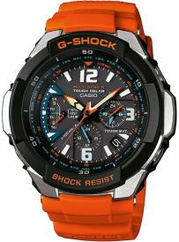 Pánské hodinky CASIO G-SHOCK Tough Solar Radiocontrolled GW-3000M-4A