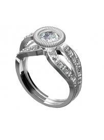 Zásnubní prsten HEJRAL Dianka 815